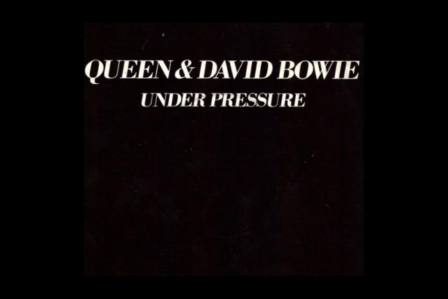 David Bowie Freddy Mercury 'Under Pressure' a Cappella
