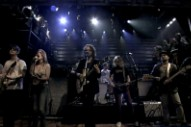 Watch Broken Social Scene's Big, Happy Family Reunion With Feist on 'Fallon'