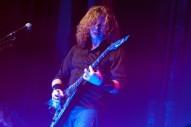 Megadeth, 'Super Collider' (Tradecraft/UME)