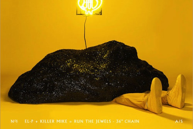Run the Jewels Killer Mike El-P '36 Chain'