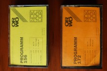 East German Olympic team training tapes