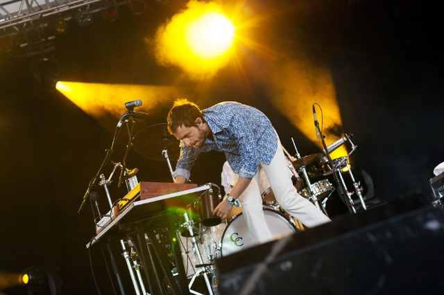 Yeasayer at Governors Ball, New York City, June 9, 2013