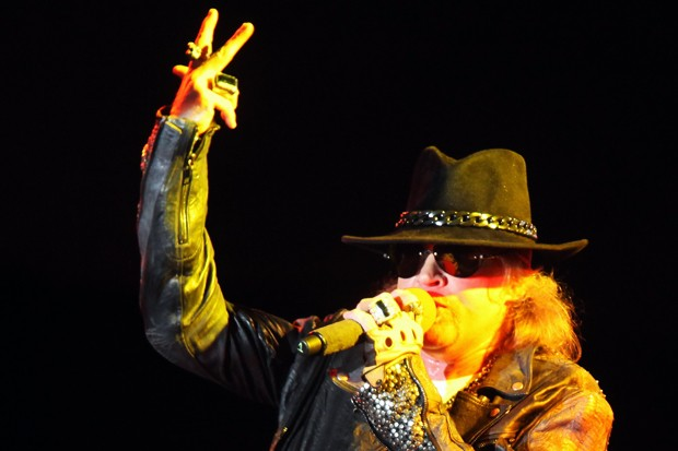 Guns N' Roses at Governors Ball, New York City, June 8, 2013