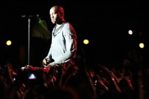 Kanye West at Governor's Ball 2013 / Photo by Taylor Hill/WireImage