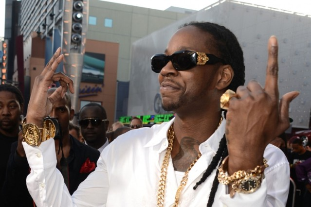 2 Chainz Arrested Marijuana Arrest Airport LAX