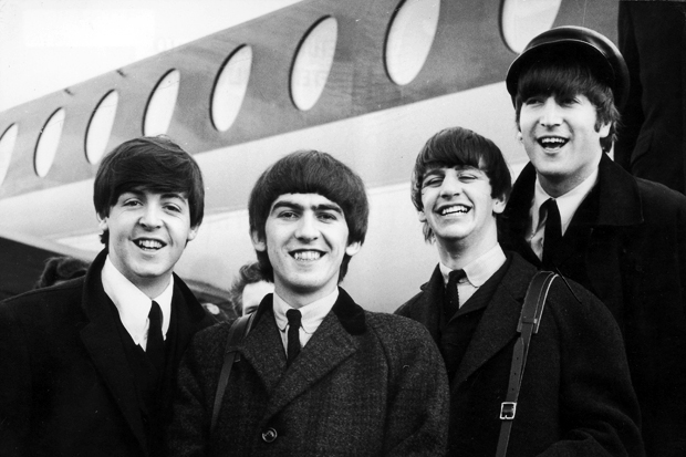 The Beatles in 1964 / Photo by Getty Images
