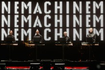 Kraftwerk, new album