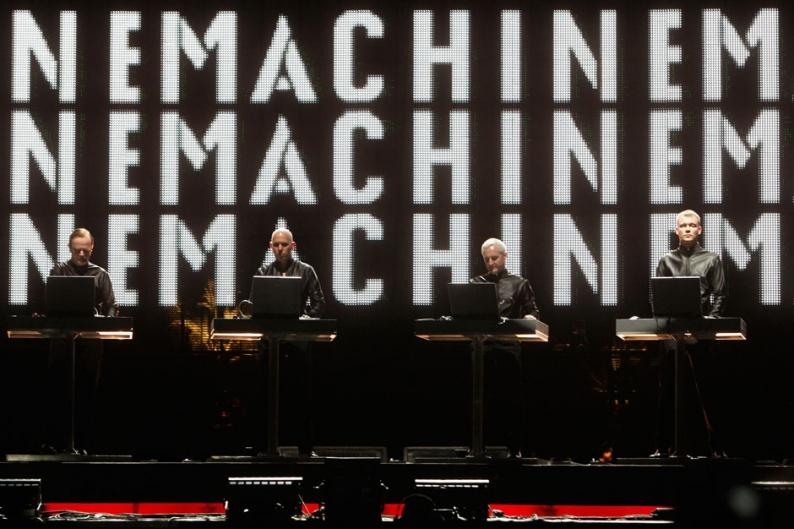 Kraftwerk, new album
