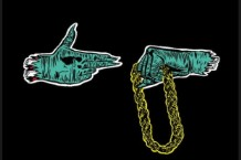 'Run the Jewels' Cover Art