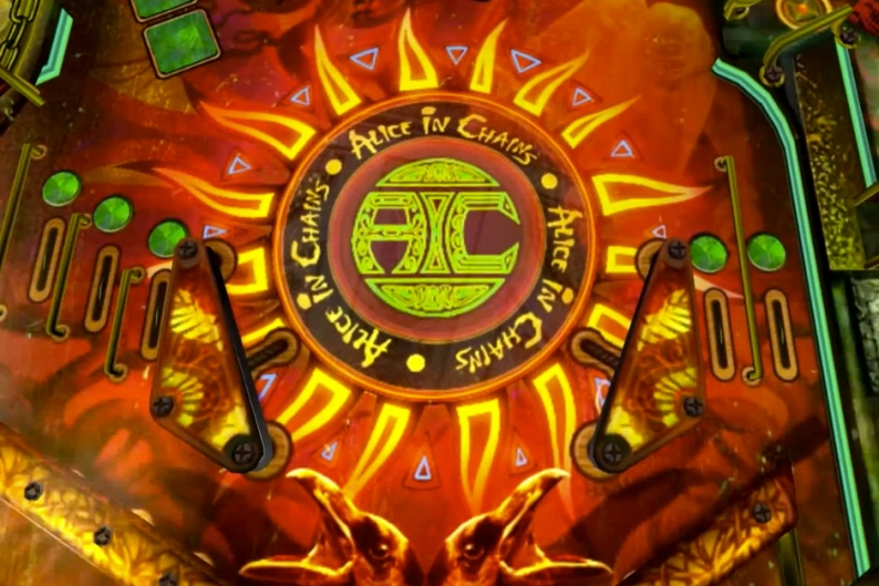 Ball in the Box: Alice in Chains Brand Their Own Mobile Pinball ...