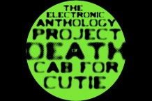 Death Cab For Cutie Electronic Anthology Synth Covers