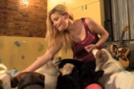See Marnie Stern Play 'Noonan' to a Pack of Hipster Puppies