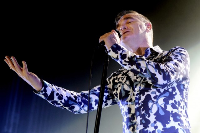 Morrissey South American Tour Dates