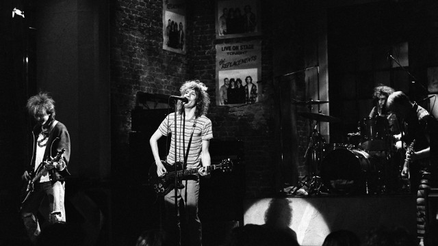 The Replacements play <i>Saturday Night Live</i>, 1986