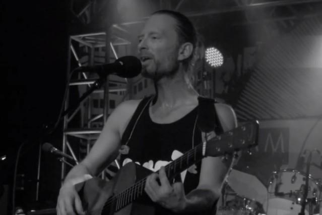 Atoms for Peace, Thom Yorke, Club Amok