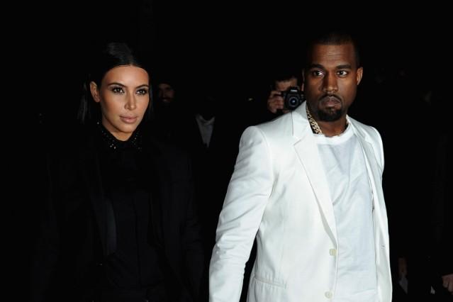 Kanye West Kim Kardashian Kaidence Donda