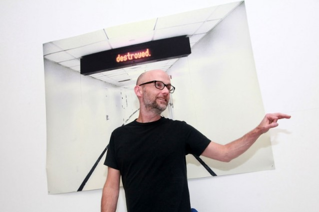Moby Opens Vaults to Independent Filmmakers, for Free