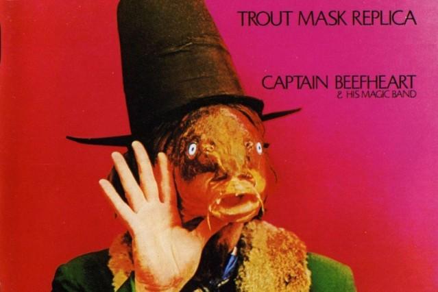 Captain Beefheart Gial Zappa Trademark