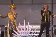 Empire of the Sun Beam Onto 'Kimmel' for Dazzling 'Alive' Performance
