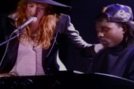 Florence Welch and Dev Hynes Add Smoke to Icona Pop's 'I Love It'