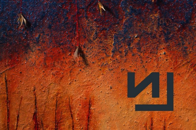 Nine Inch Nails, 'Hesitation Marks,' cover art