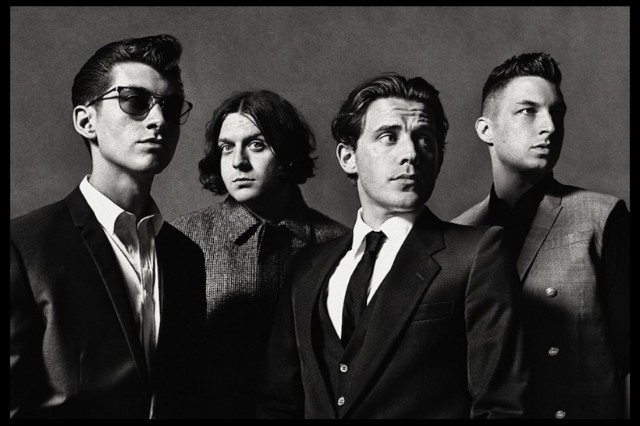 Arctic Monkeys 'Stop the World I Wanna Get Off With You' AM b-side