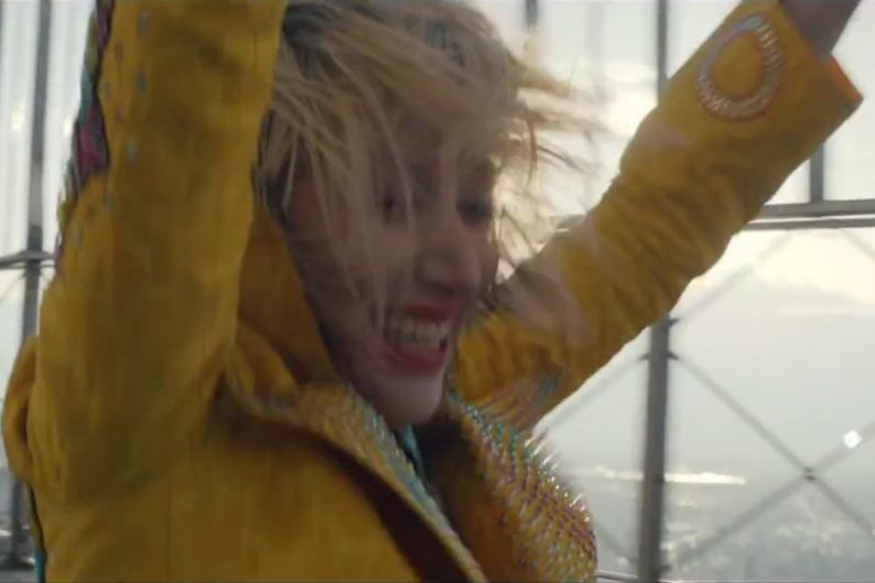 Watch Yeah Yeah Yeahs' Towering 'Despair' Video, Shot Atop the Empire State Building