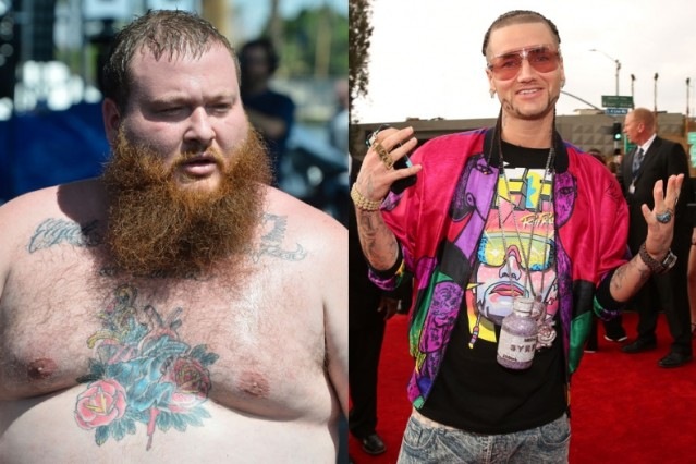 action bronson, riff raff, rock the bells