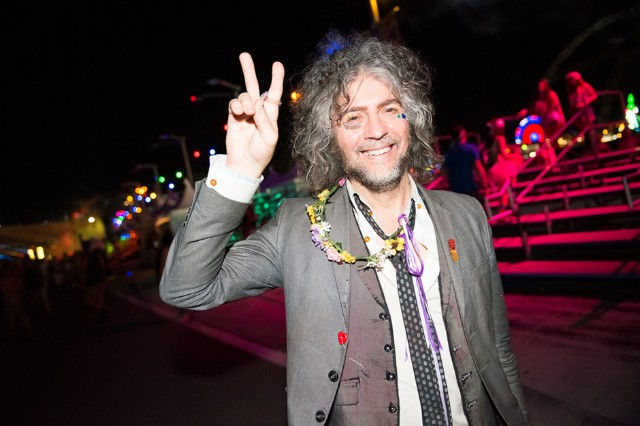 Wayne Coyne / Photo by Wilson Lee