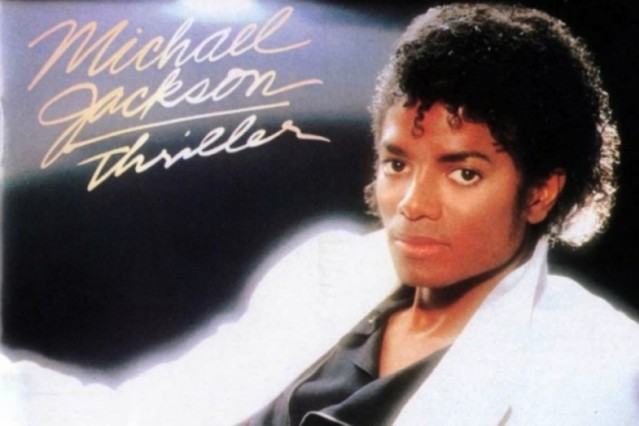 Michael Jackson, 'Thriller'
