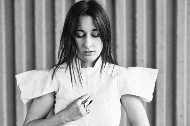 Zola Jesus 'Avalanche (Snow)' Versions Strings