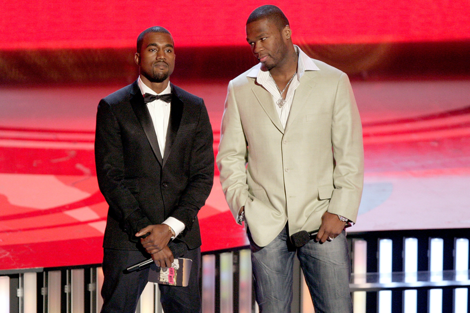 2007: 50 Cent Threatens to Retire if Outsold by Kanye
