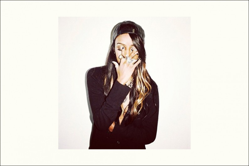 Angel Haze Name-Drops Green Day in Dark New Track 'Initiation'
