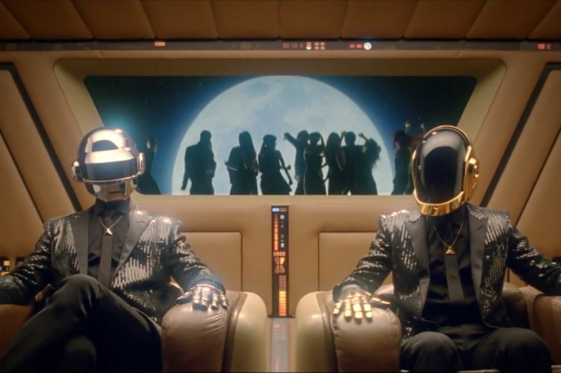 Hear Daft Punk's Own Luxuriously Expansive 10-Minute 'Get Lucky' Remix