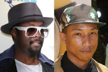 Will.i.am, Pharrell