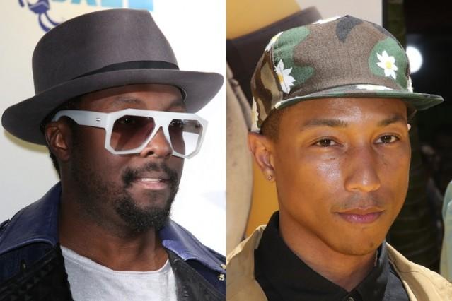 Will.i.am, Pharrell