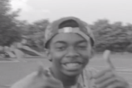 Bishop Nehru Looks for Trouble in First-Person 'Muffled/M.I.C.' Video