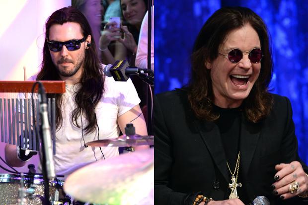 Andrew & Ozzy