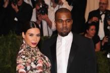Kanye & Kim, pre-North
