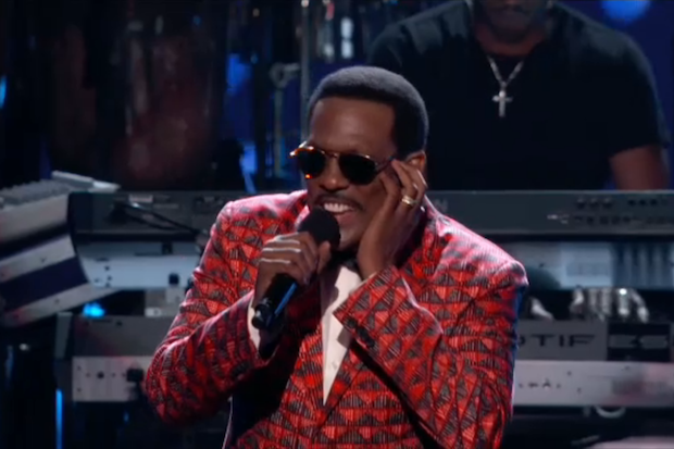 Charlie Wilson at the BET Awards