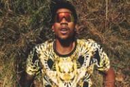 Hodgy Beats Buries Himself in Sand for 'Alone' Video