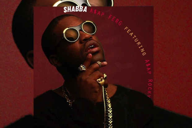 """Shabba"" cover art"