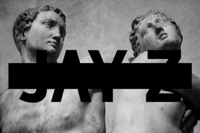 Jay-Z, 'Magna Carta Holy Grail,' cover art