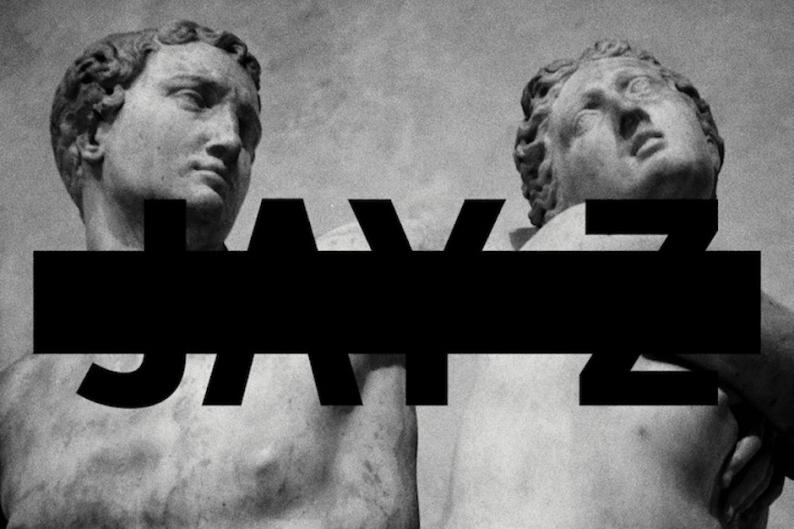 Jay-Z, 'Magna Carta Holy Grail,' cover art