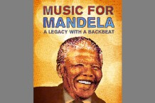 Music for Mandela, Nelson, RIP, death, interview Jason Bourque