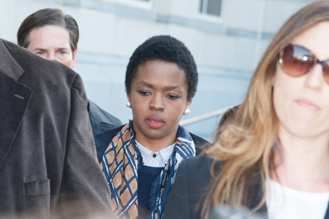 Lauryn Hill Prison Tax Evasion Admitted Three Months
