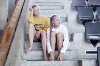 Lindstrom Inspires Norwegian Girls to Geek Out in 'Vos-sako-rv' Video