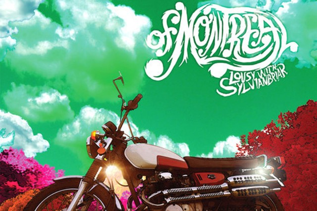 of montreal, lousy with sylvianbriar