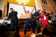 The Sugarhill Gang, Living Colour, Grandmaster Caz Join Forces in Harlem Church for Epic 'Rapper's Delight'