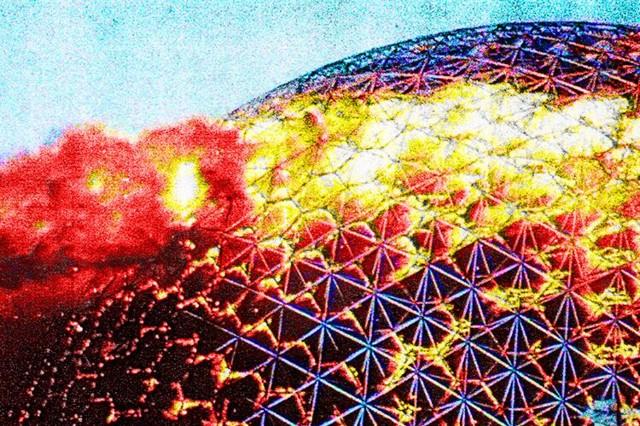 Arcade Fire New Album Announcement Twitter Art